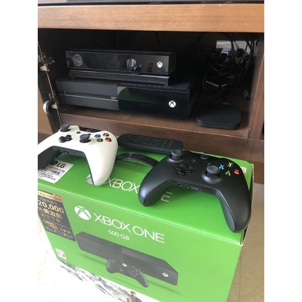 Xbox One 主機 手把 Kinect