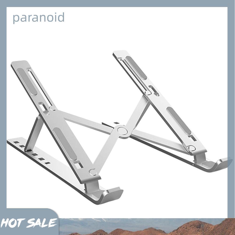 Paranoid NUOXI N3 筆記本電腦支架鋁 6 高度可調折疊冷卻架
