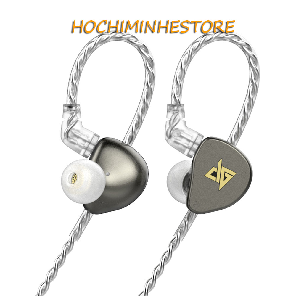 F300 環形鐵動鐵耳機 Hifi 高音質有線耳機 Hochi