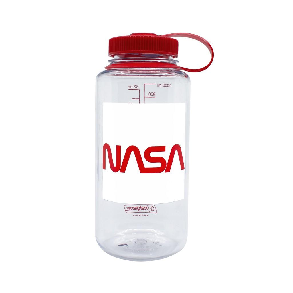 Nalgene NASA寬口水壺 1000cc 32oz 限量聯名款 bpafree SPACE Tritan™運動水壺