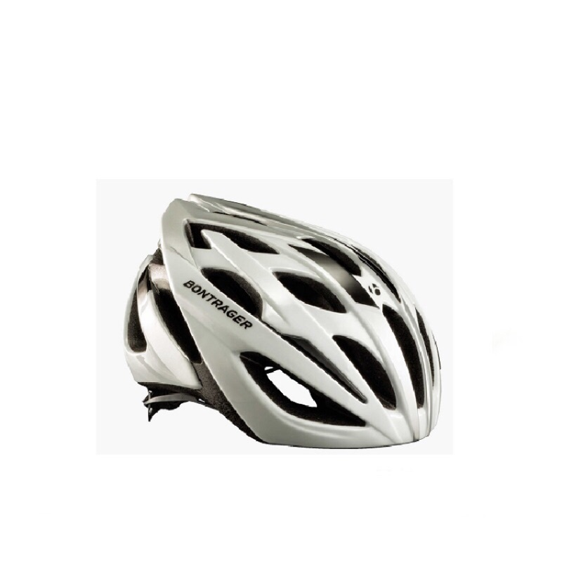 KB單車 BONTRAGER HLM STARVOS 灰白安全帽 M 自行車安全帽 腳踏車安全帽 滑板安全帽