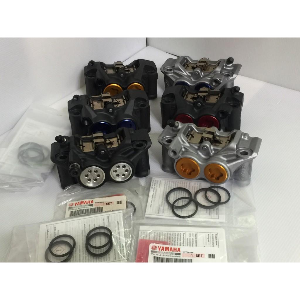 日本原廠【雙子星】【輻射/對四】【油封 土封】卡鉗R1修理包R6維修包FZ1油土封MT07/MT09/FZ6/TMAX