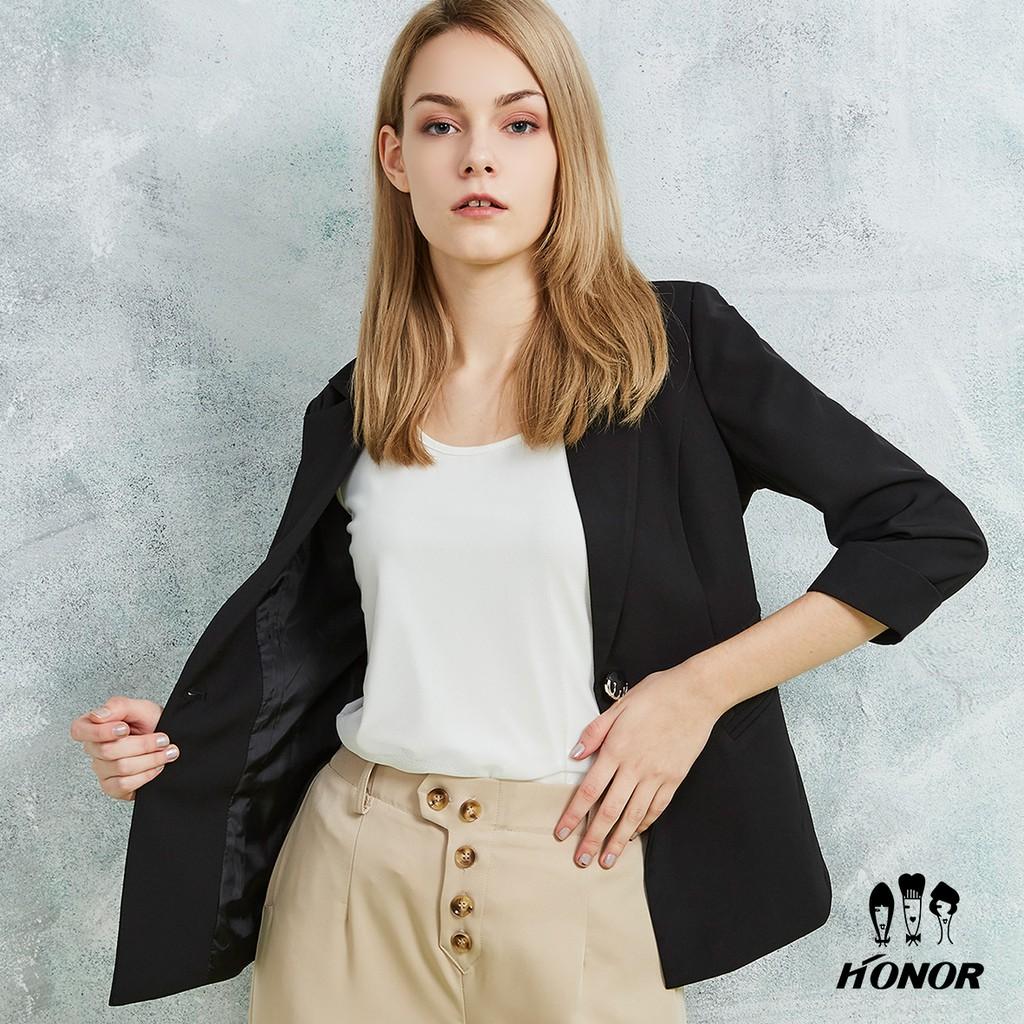 HONOR輕盈時尚西裝外套