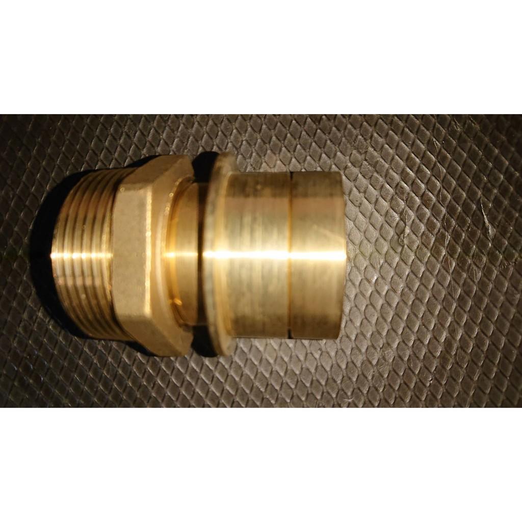 瘋狂買 台灣製造 消防器材 消防用品 陽式採水口 外牙 PVC管接頭對接消防水帶轉接頭 1.5吋 2.5吋 特價