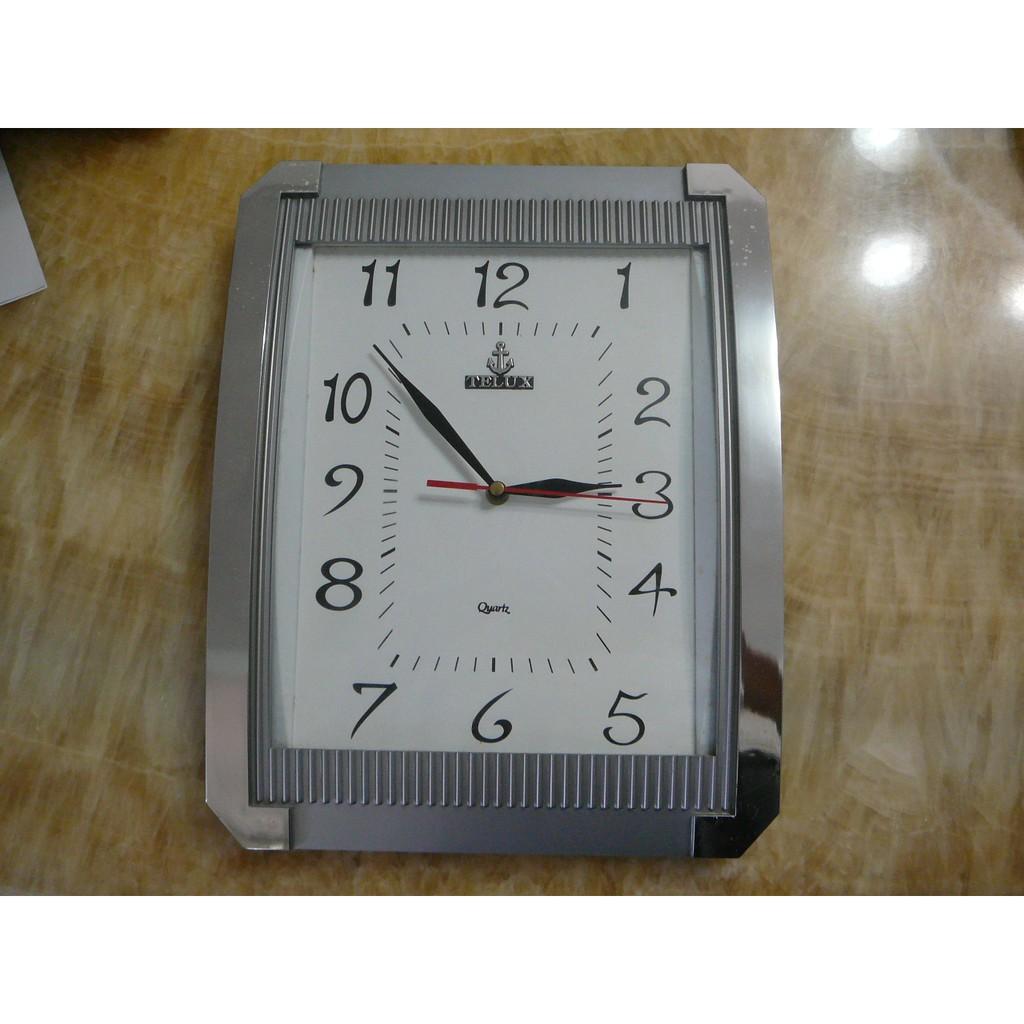 二手 telux 鐵力士 時鐘 掛鐘