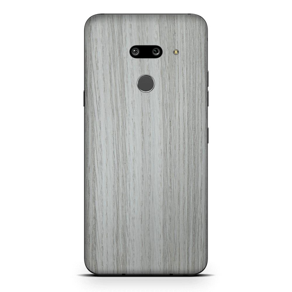 機膚GoatFilm 精準開孔背貼包膜 適用於 LG G8 ThinQ 3M紋理環保材質