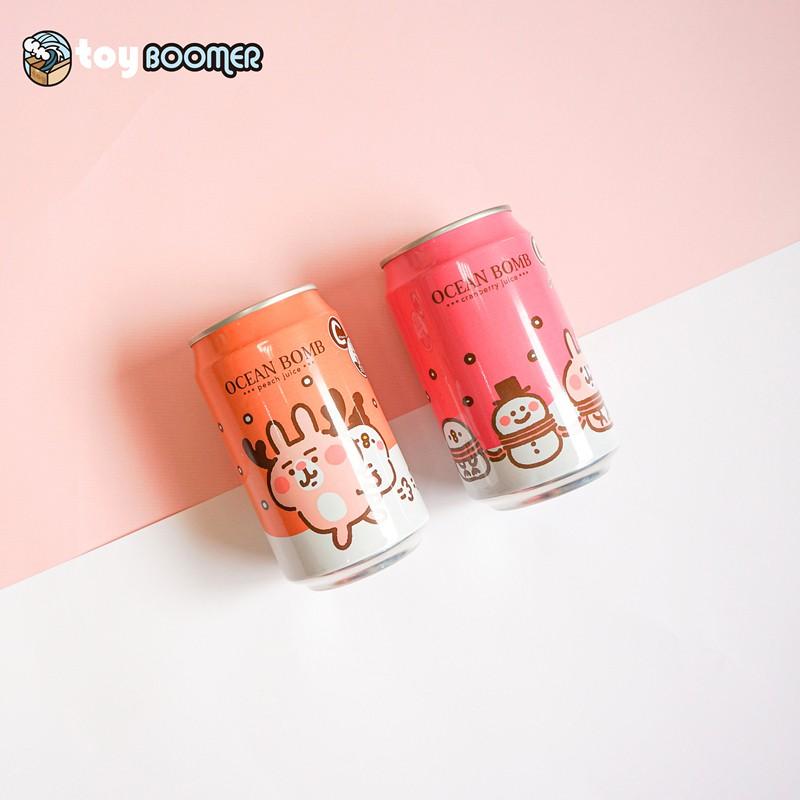 卡娜赫拉 蔓越莓 水蜜桃 綜合果汁 飲料