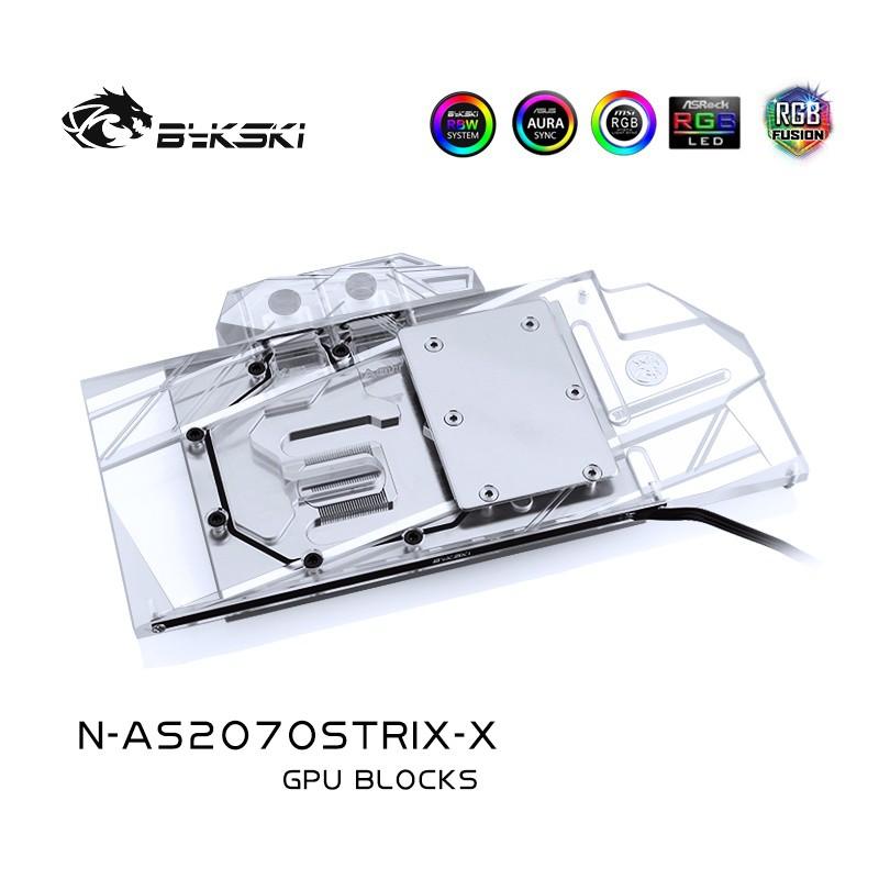 【百貨電器】Bykski N-AS2070STRIX-X 顯卡水冷頭 華碩ROG STRIX-RTX2070-O8G