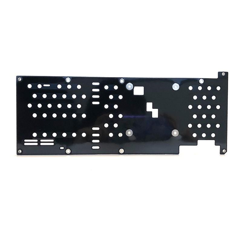 ☫✶公版 nVIDIA Geforce 顯卡GTX1080 顯卡背板 鋁合金散熱背板通用