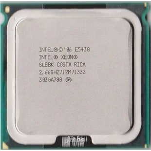 硬修改 q uad-core E5405 E5410 L5420 E5430 E5440 E5450 Xeon cpu