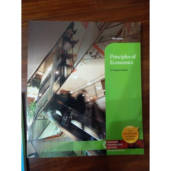 Principles of Economics (8 Ed.)