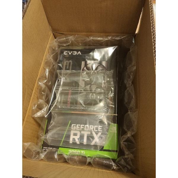 全新現貨 EVGA RTX3060 Ti FTW3 ULTRA GAMING 8GB GDDR6 LHR