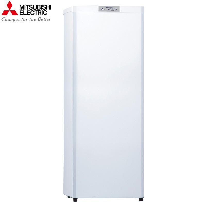 三菱144公升直立式冷凍櫃MF-U14P 廠商直送