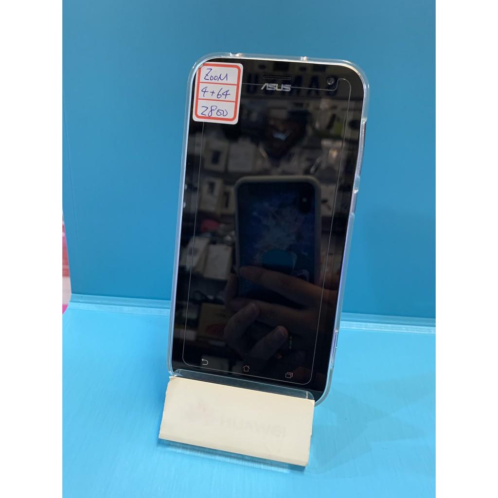『皇家3C』ASUS 華碩 ZenFone Zoom ZX551ML 4+64 黑色 白色 中古 二手