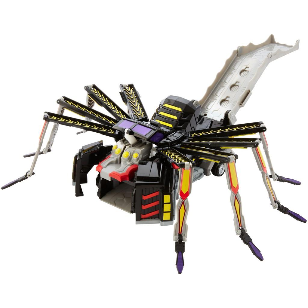 魔車戰魂-巨型變身拖車_Spider