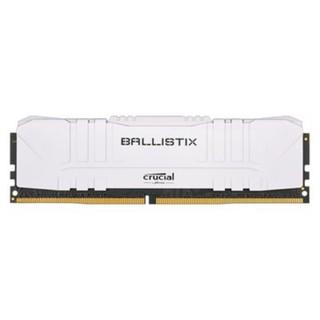 Micron 美光 Crucial Ballistix D4 3000 8G 白色散熱片 終保 超頻 DDR4 3200 臺中市