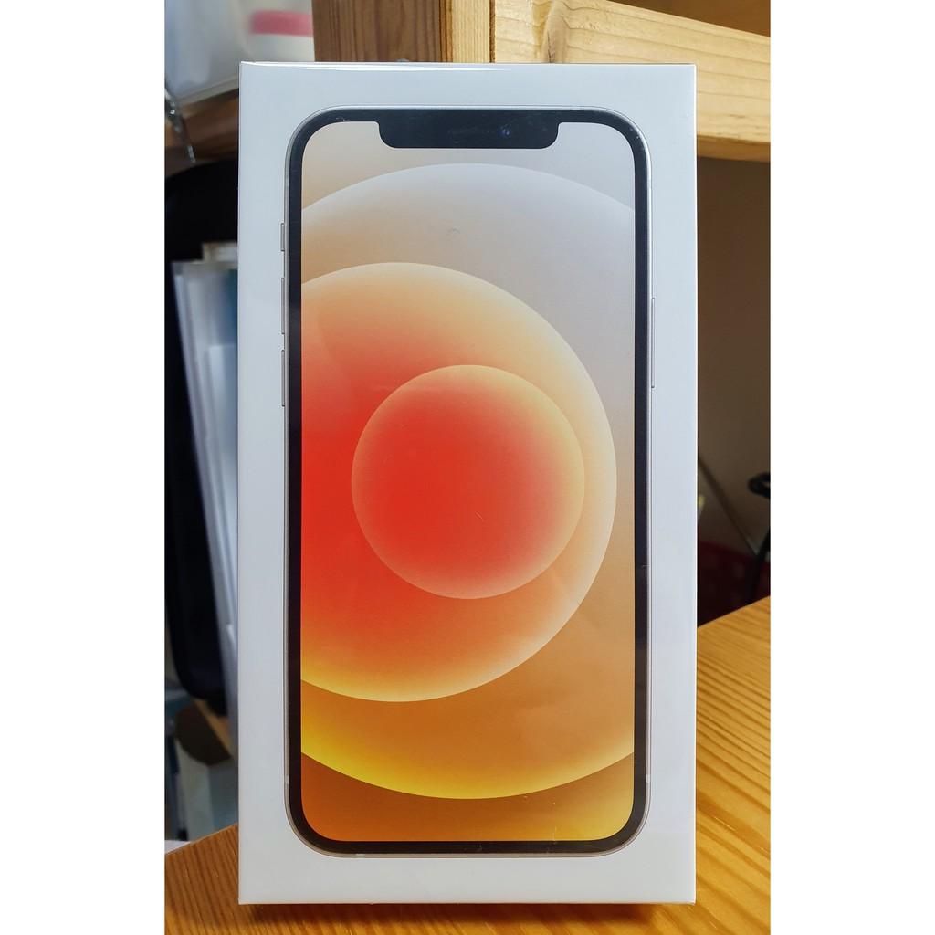 全新 iPhone 12 128GB 白色 MGJC3TA/A A2403(白 i12 128G 128