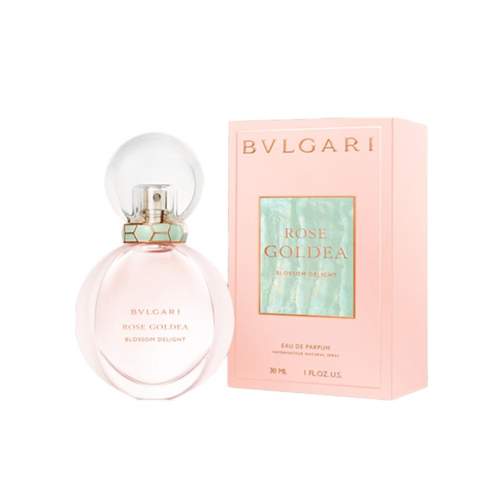 BVLGARI Rose Goldea Blossom Delight 寶格麗歡沁玫香女性淡香精30ml