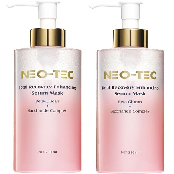 【NEO-TEC 妮傲絲翠】 葡聚醣前導精華美容液組(1+1)