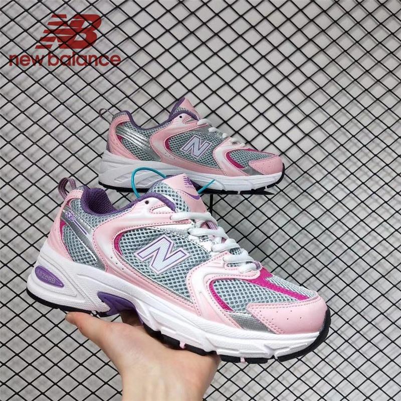 韓國代購 New Balance 紐巴倫 女鞋 NB530 休閑鞋 透氣 運動鞋 復古鞋 跑步鞋 老爹鞋 N字鞋 粉紫色