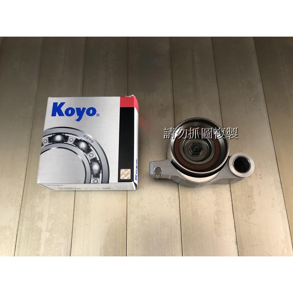日本件 ES300 ES330 RX300 RX330 CAMRY-3.0 正時皮帶 時規惰輪 調整惰輪