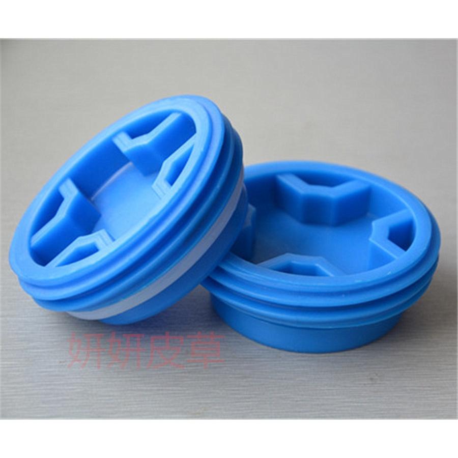200l升化工桶蓋加厚塑膠桶蓋子油桶塑膠封口蓋200l升膠桶蓋螺紋蓋