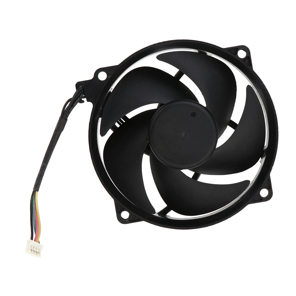 SafeTrip 微軟Xbox 360超薄控制台的更換內部冷卻風扇冷卻器