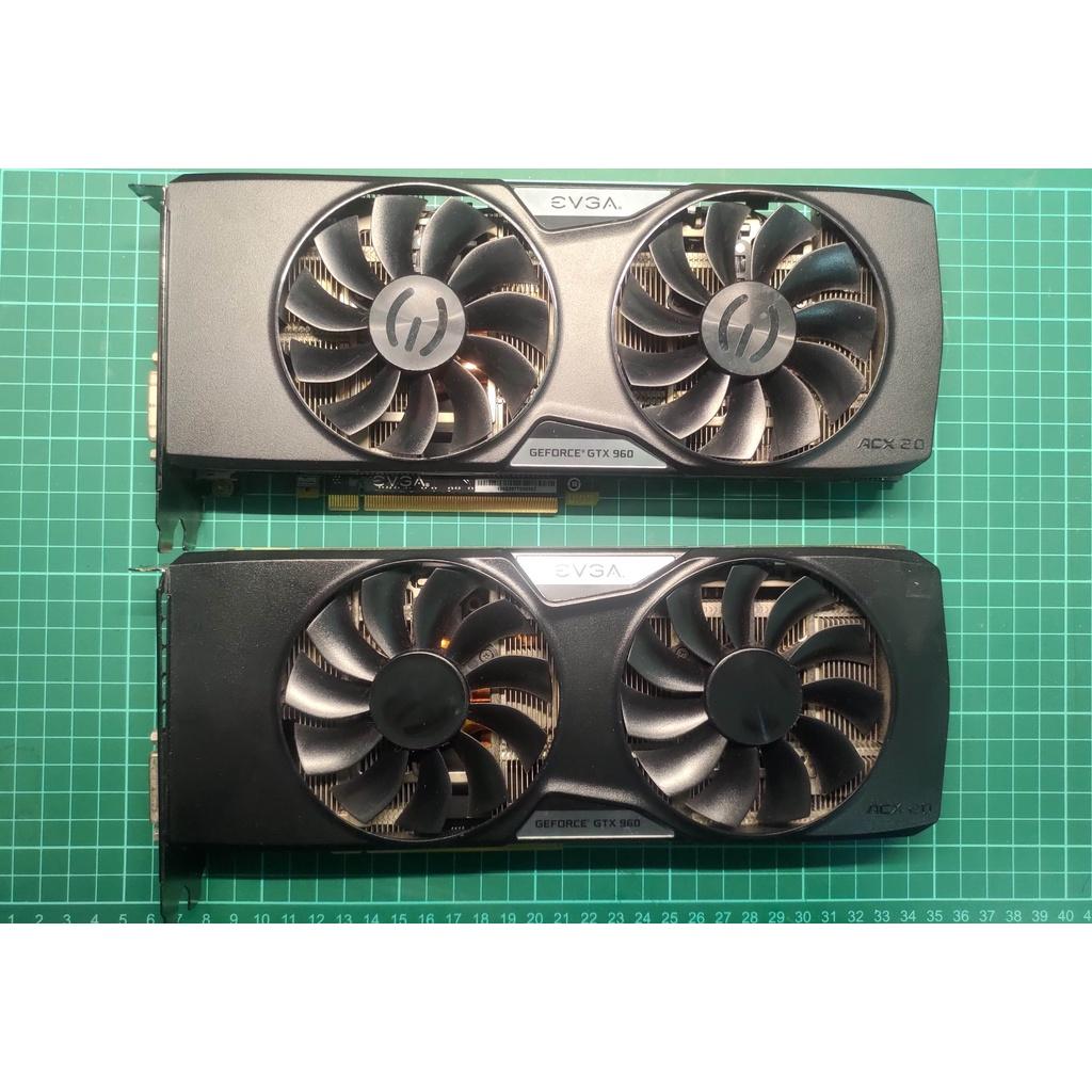 EVGA NVIDIA GeForce GTX 960 4GB SSC GAMING ACX 2.0+