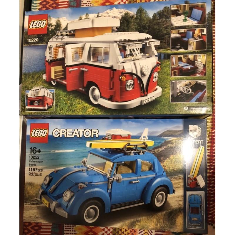 Lego 10220 及10252 合售