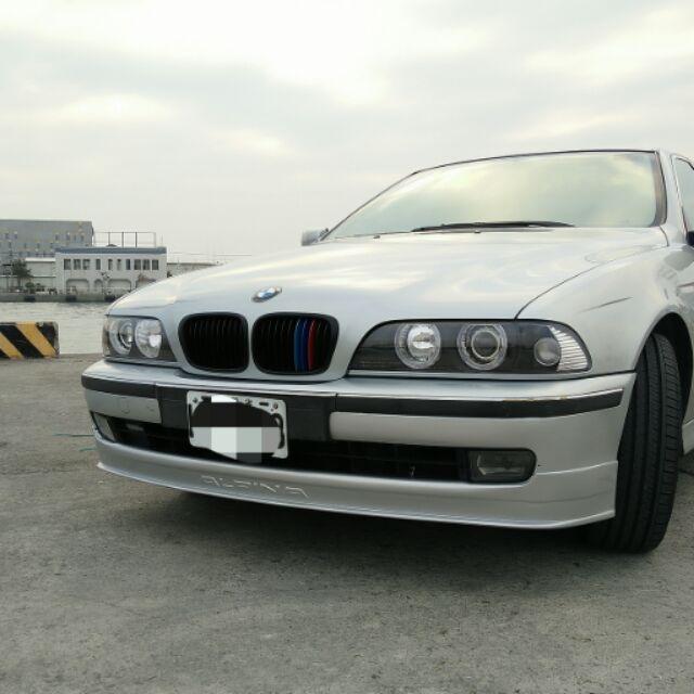 BMW E39 前下巴 尾翼
