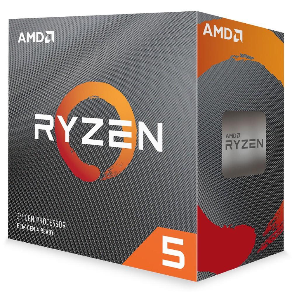 AMD RYZEN R5 3500X CPU AM4 六核心 中央處理器 廠商直送 現貨