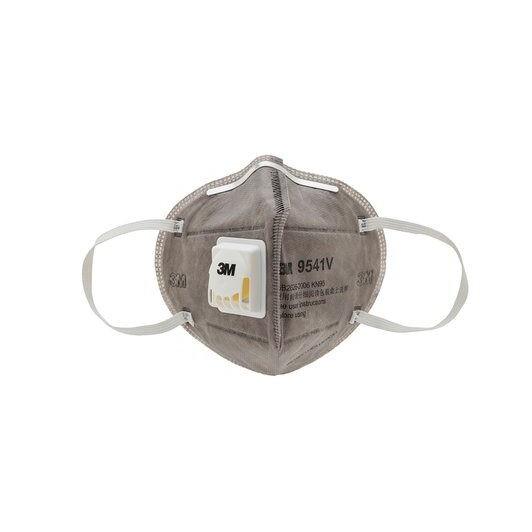 現貨 3M 9541V 耳掛 折疊式 活性碳防塵口罩 防有機氣體 9542 9541 KN95 9542V n95口罩