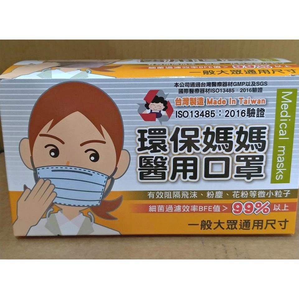可刷【促銷】環保媽媽醫用成人平面口罩 婦幼