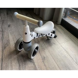 lebei 樂貝 幼兒平衡車 滑步車 斑馬 新北市