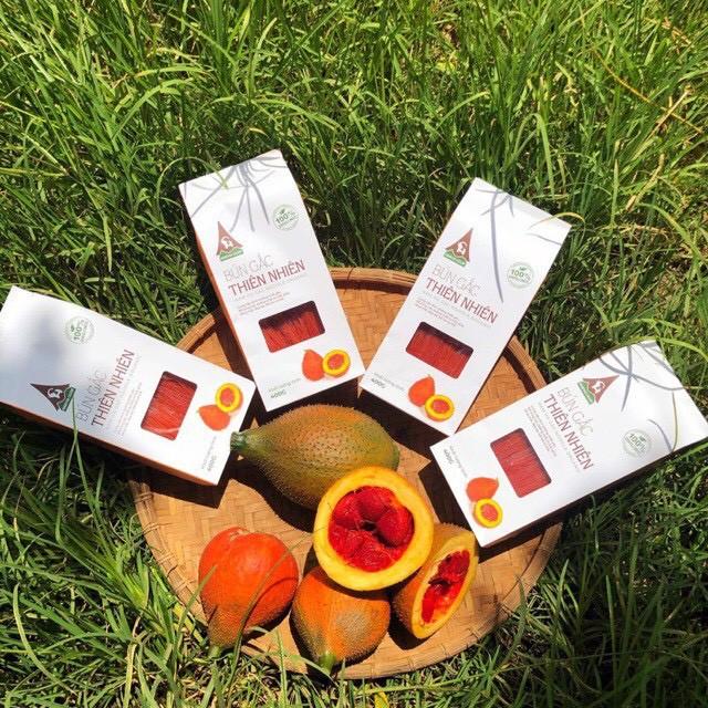 越南「木鱉果米線」#有機木鱉果 #純天然 #Vegan #純素 #健康 #易用 #越南特產 #越南農產品
