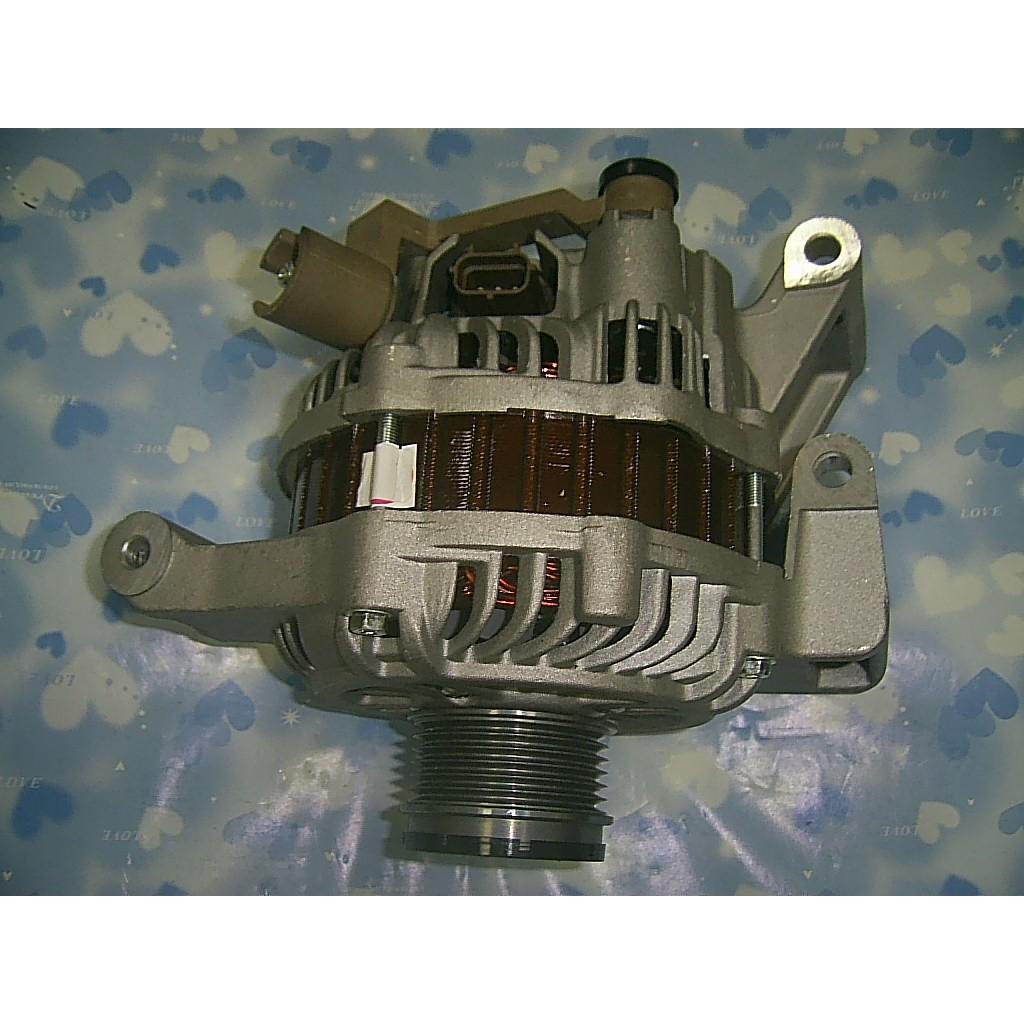 熊寶寶汽材福特 FOCUS2.0/08後發電機新品120A/3P自排單向特價4800元