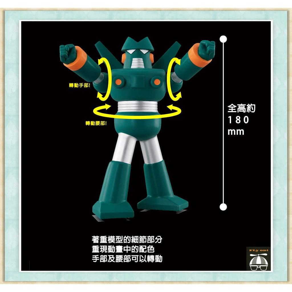 ⚜️FLY OUT⚜️現貨 日版 魂商店 Bandai 蠟筆小新 鋼達姆機器人 景品 公仔 軟膠 康達姆機器人 扭蛋