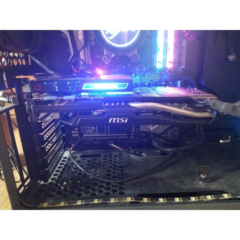 微星MSI GTX770 2G GAMING 紅龍
