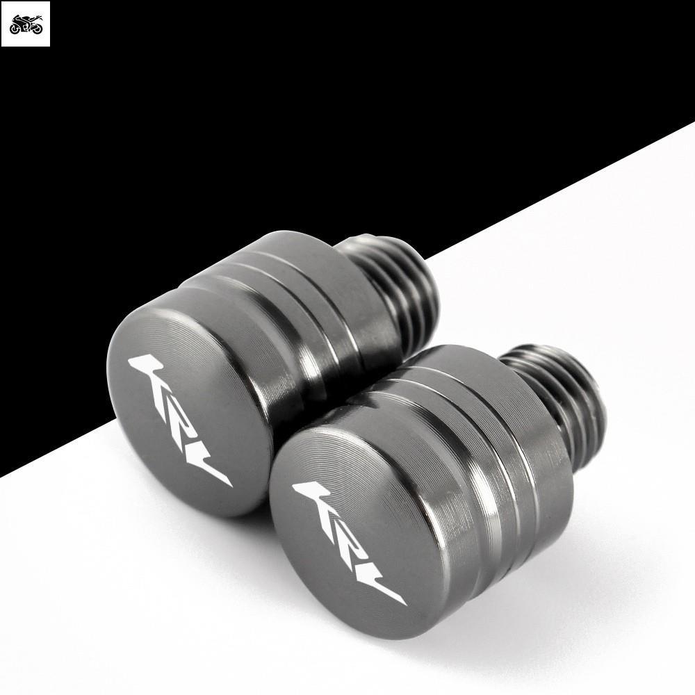 【機車配件】光陽 KRV180 CNC改裝 後照鏡螺絲孔堵 鏡碼螺絲 鋁合金  KRV 後照鏡螺絲