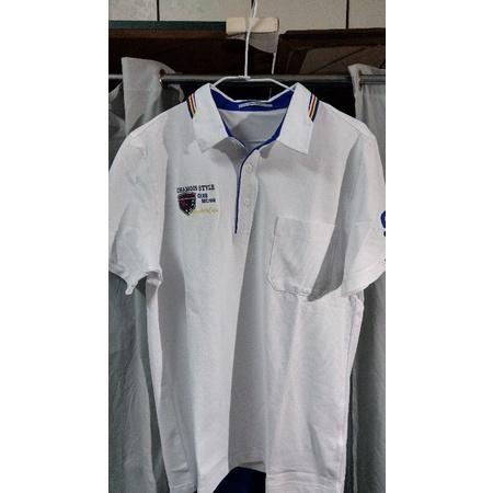Chamois 短袖Polo衫