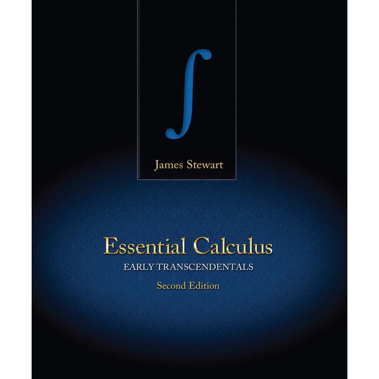Essential Calculus James Stewart 2 edition