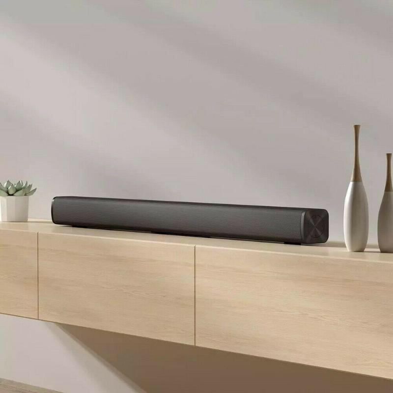 強強滾-小米Redmi電視揚聲器家庭影院Soundbar藍牙5.0無線條形音箱