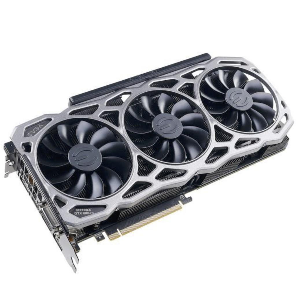 [二手] 可刷卡分期 EVGA GeForce GTX 1080 Ti FTW3 GAMINGEVGA 無盒 可測試
