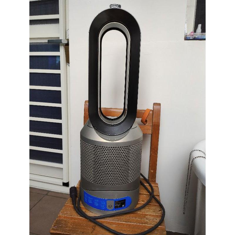 dyson 戴森 pure hot + cool hp03 三合一涼暖空氣清淨機 限定色太空金