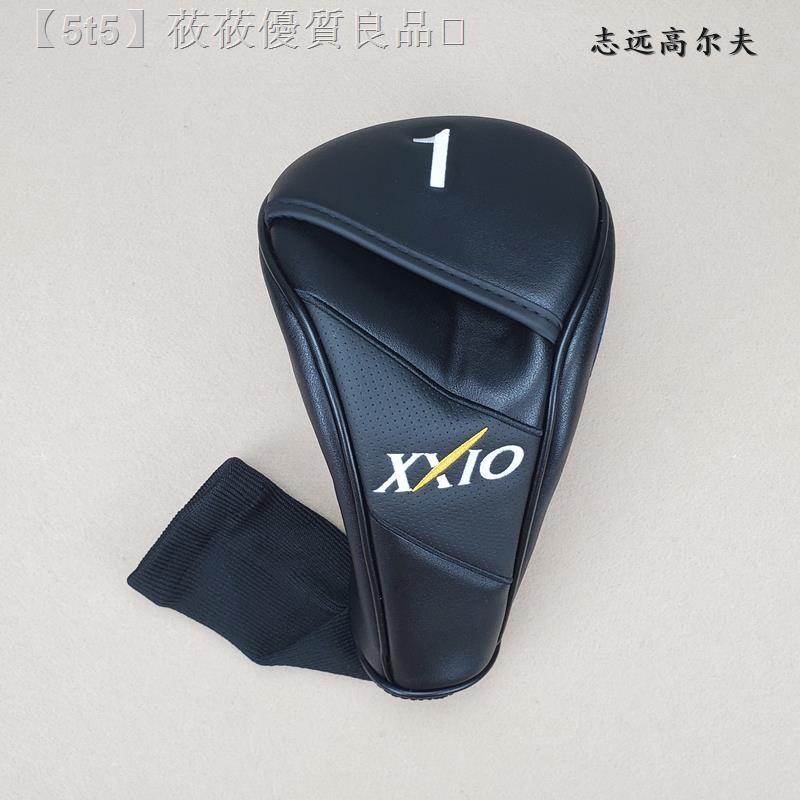 ♤【高爾夫推杆套】 XXIO高爾夫木桿套 桿頭套 帽套球桿保護套 XX10球頭套高爾夫球桿
