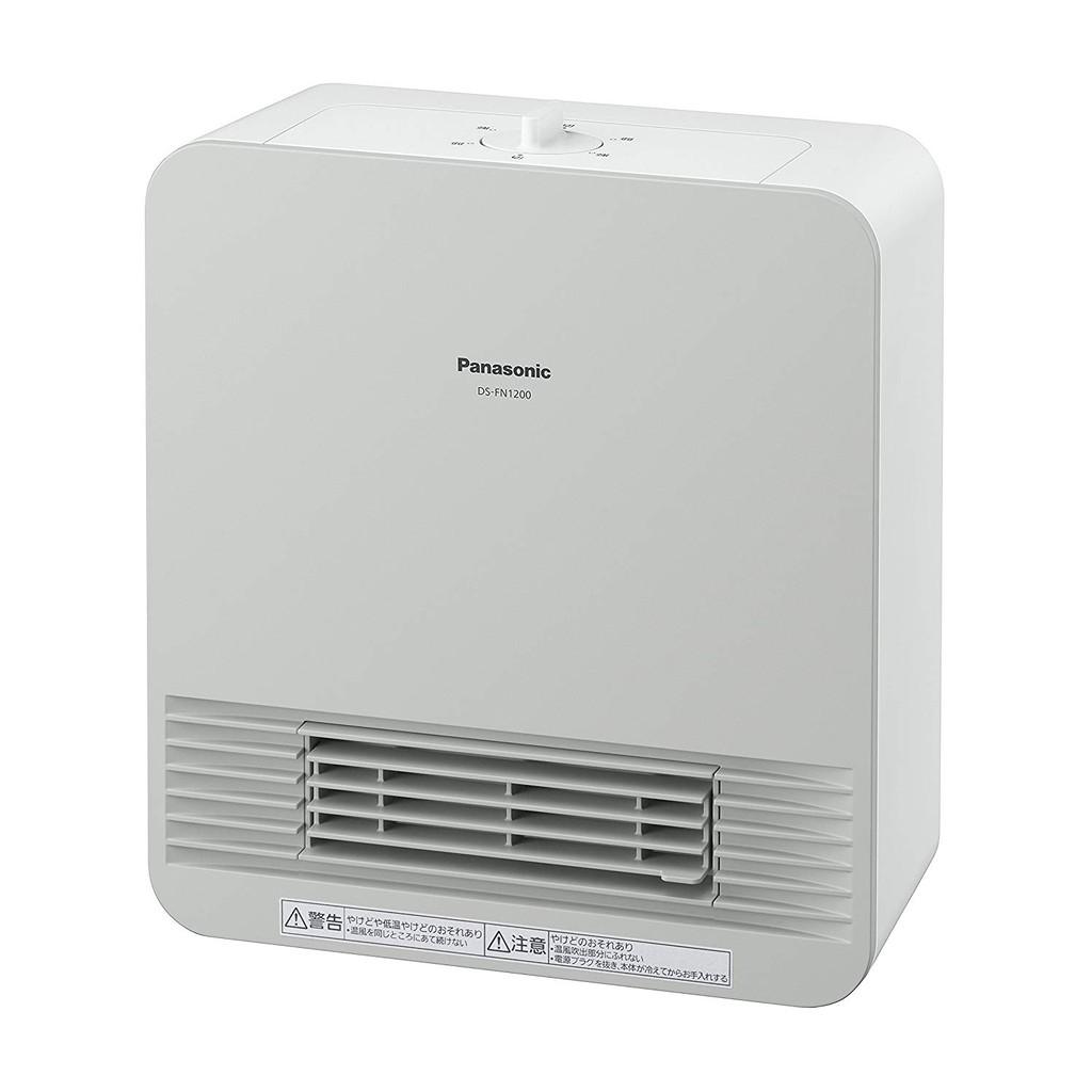 「現貨」Panasonic 北歐風陶瓷電暖爐 小型電暖器 風扇加熱器 日本國際牌 DS-FN1200 パナソニック