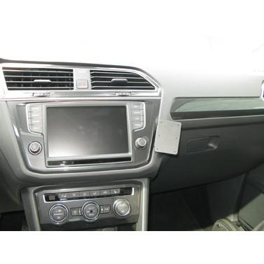 Brodit / ProClip - 【現貨】Tiguan 專車專用底座+手機架(右側音響)