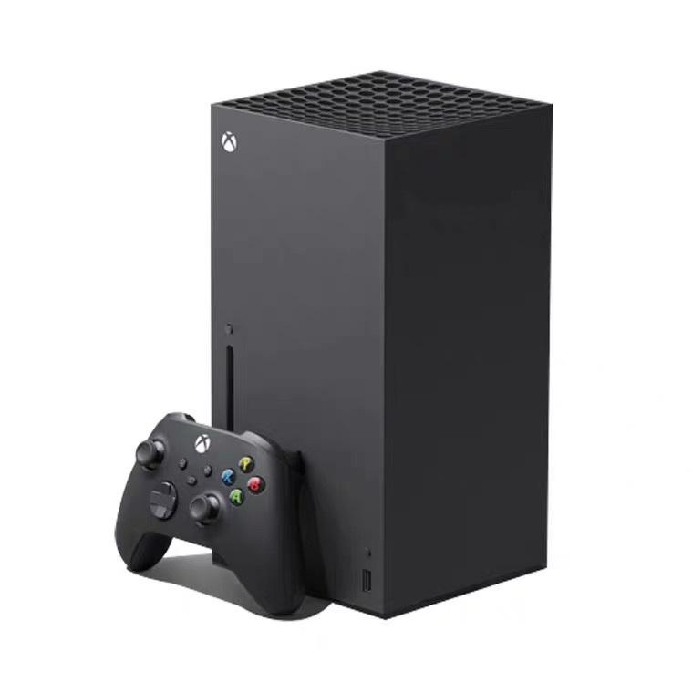 電玩~微軟國行Xbox Series X/S家用遊戲機XSX/S主機國行現貨