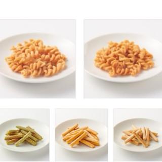 🇯🇵日本 MUJI 無印良品 減糖 非油炸餅乾 義大利麵餅乾 零食 下酒菜 桃園市