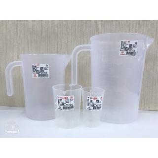 1000cc量杯 500cc量杯 100cc量杯 50cc量杯 量水杯 烘培必備 調飲 料理用 廚房必備 台灣製造